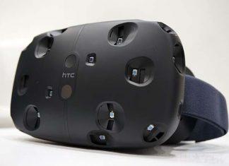 HTC Vive ile Sanal Gerçeklik